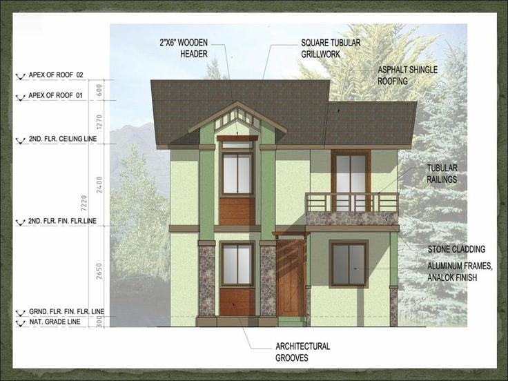 House Design And Plans In The Philippines   House And Home Design