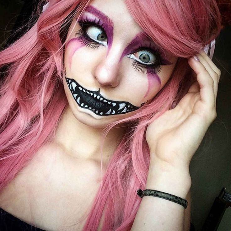 42 best Halloween Make Up images on Pinterest | Halloween makeup ...