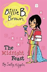 """""""The Midnight Feast"""", (Billie B Brown series) by Sally Rippin, illustrated by Aki Fukukoka - easy chapter books with a feisty real world lead character. PS: She's Hey Jack!'s best friend, and he's in this book too."""