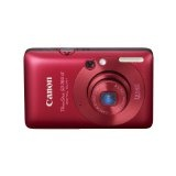 Canon PowerShot SD780IS 12.1 MP Digital Camera with 3x Optical Image Stabilized Zoom and 2.5-inch LCD (Deep Red) (Electronics)By Canon