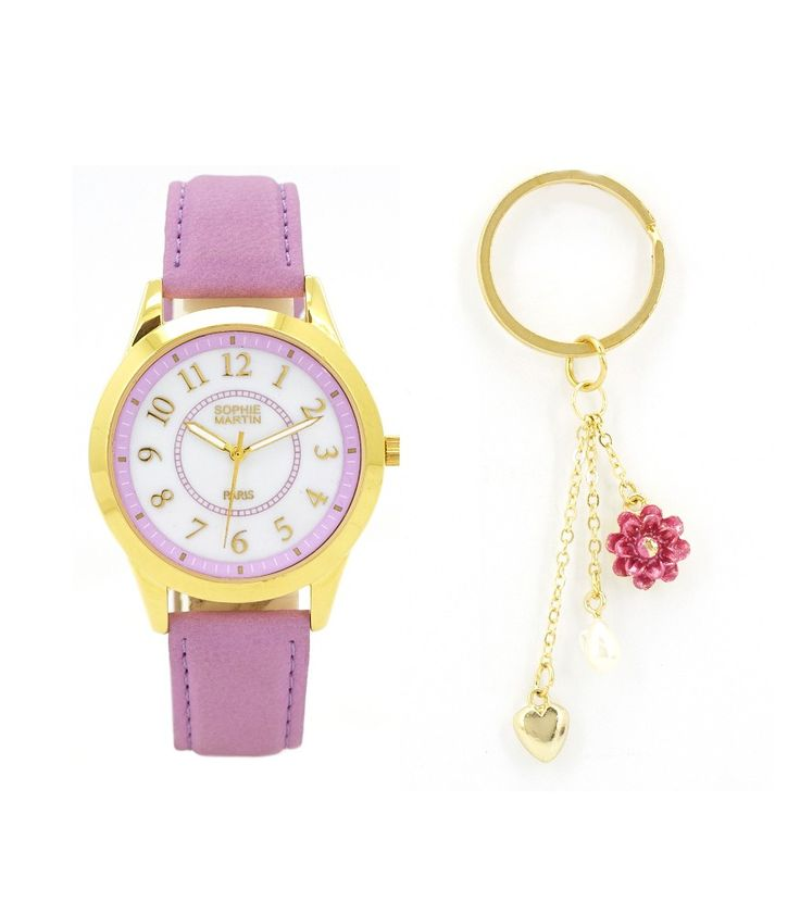 Wow! Look at this fabulous product! I've found at SophieParis.   http://www.sophieparis.com/id/index.php/women/watch/riviera-purple.html  #SophieParis