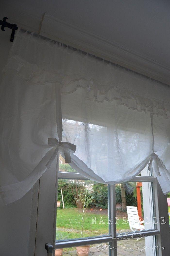 Rollo Raffrollo Roll Curtain 140x90 Tilda Shabby Chic Country House Vintage New Raffrollo Vorhange Landhausstil Und Ubergardinen