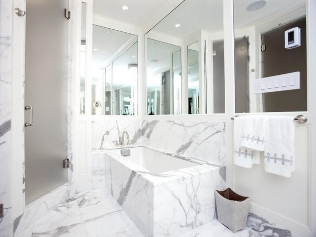 Luxurious baths designed by HGTV starsBathroom Design, Luxury Bathroom, Bathroom Makeovers, Hgtv Bathroom, Luxurious Bathrooms, Hgtv Star, Bathroom Ideas, Master Bathroom, Bath Design