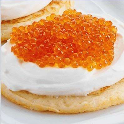 Danish Trout Roe (4 ounce)