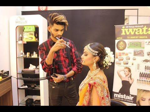 Iwata Airbrush Makeup in India - http://airbrushmakeup.airbrush-kit.net/iwata-airbrush-makeup-in-india/ https://i2.wp.com/airbrushmakeup.airbrush-kit.net/wp-content/uploads/2017/10/hqdefault-1.jpg?fit=480%2C360