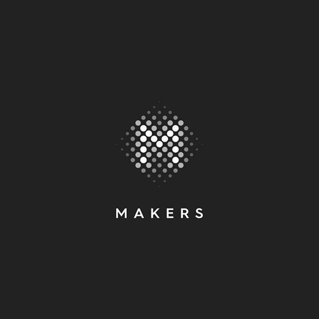 Logo inspiration: Makers by Damian Kidd @damian Hire quality logo and branding designers at Twine. Twine can help you get a logo, logo design, logo designer, graphic design, graphic designer, emblem, startup logo, business logo, company logo, branding, branding designer, branding identity, design inspiration, brandinginspiration and more.