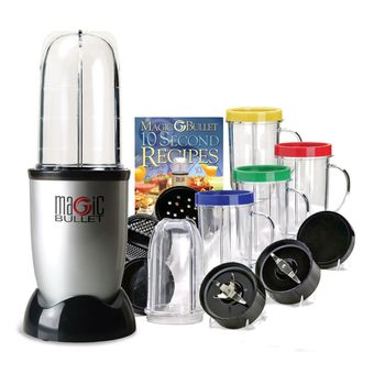 Buy ASOTV 24 pcs Magic Bullet Blender online at Lazada Malaysia. Discount prices and promotional sale on all Blenders. Free Shipping.