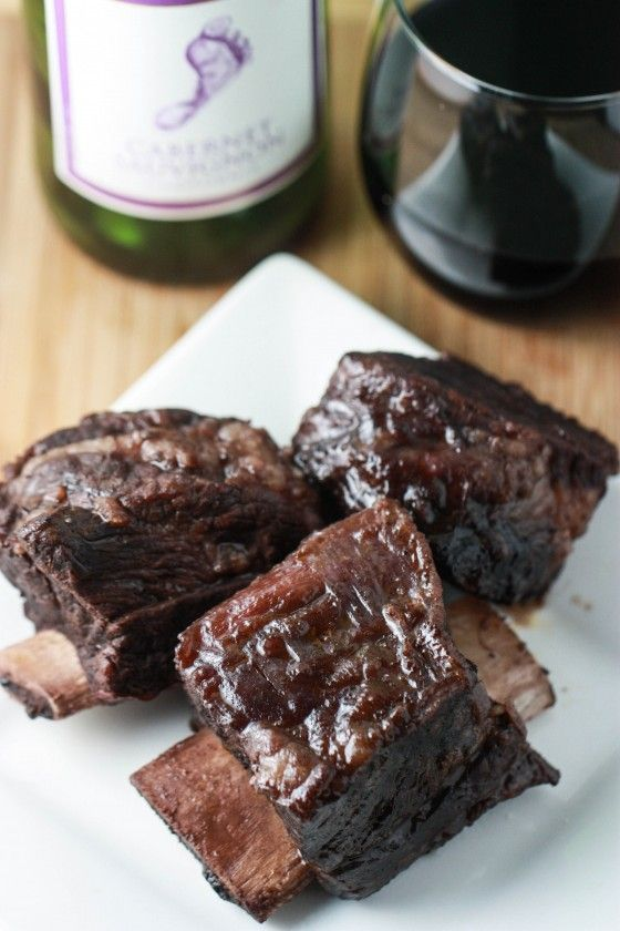 Crock pot short ribs, maybe with horseradish mash, or the risotto as suggested?