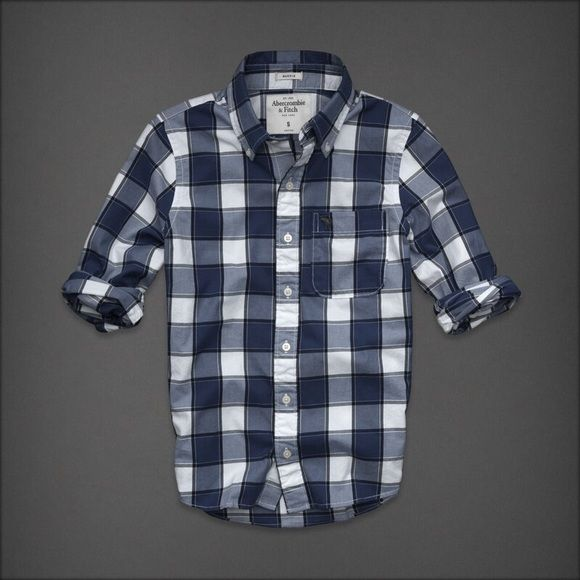 Mens Shirt Abercrombie Abercrombie long sleeve ( Muscle)/ good condition. Abercrombie & Fitch Other