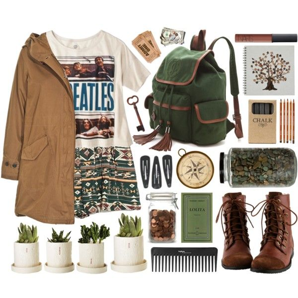 Beatles!!!! by hanaglatison on Polyvore featuring Woolrich, Juicy Couture, NARS Cosmetics, Sephora Collection, Jayson Home and WALL