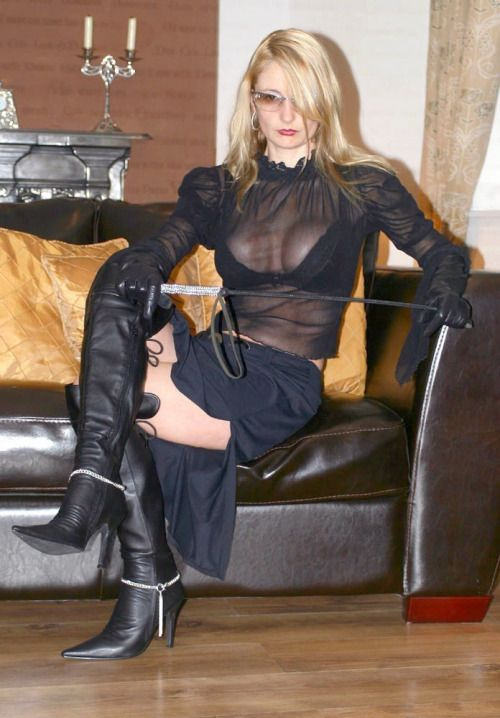 Plus Size Thigh-High Boots
