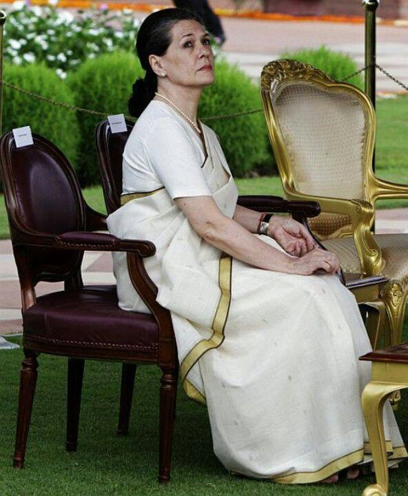 essay on sonia gandhi