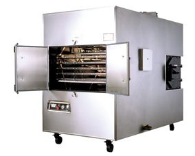 SPK-1400 The Meat Monster. This is the largest Gas smoker of our range.