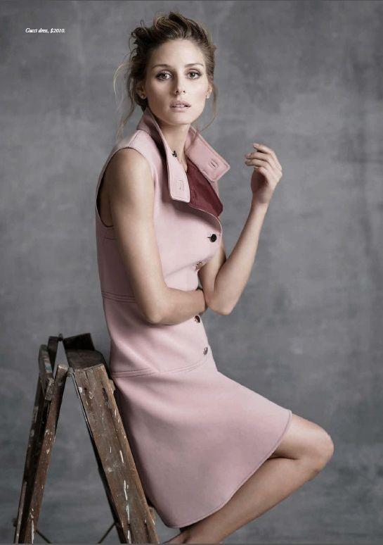 Olivia Palermo for Harper's Bazaar Australia,November 2014.