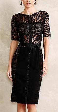 explore black cocktail dress