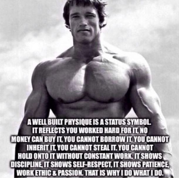 Arnold is so motivating!! - Imgur