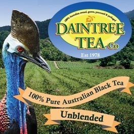 My all time favourite Tea: Grown naturally and free of pesticides in the heart of the Daintree Wilderness, North Queensland, Australia