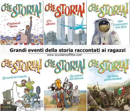 libri sulla storia per bambini
