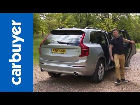 New Volvo XC90 SUV 2015 review - Carbuyer - YouTube