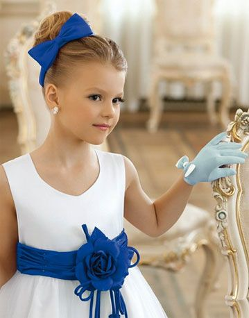 Princess Ariele (Princess Eliah and Prince Thorince's daughter at seven years old)