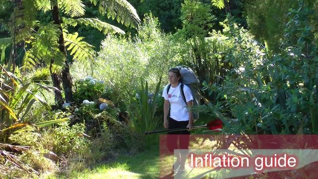 Red Paddle Co Inflation guide by Red Paddle Co. An easy to follow guide to inflating your Red Paddle Co inflatable board.
