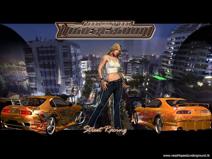 marko top car Need for Speed Underground HD Game Wallpapers Gallery