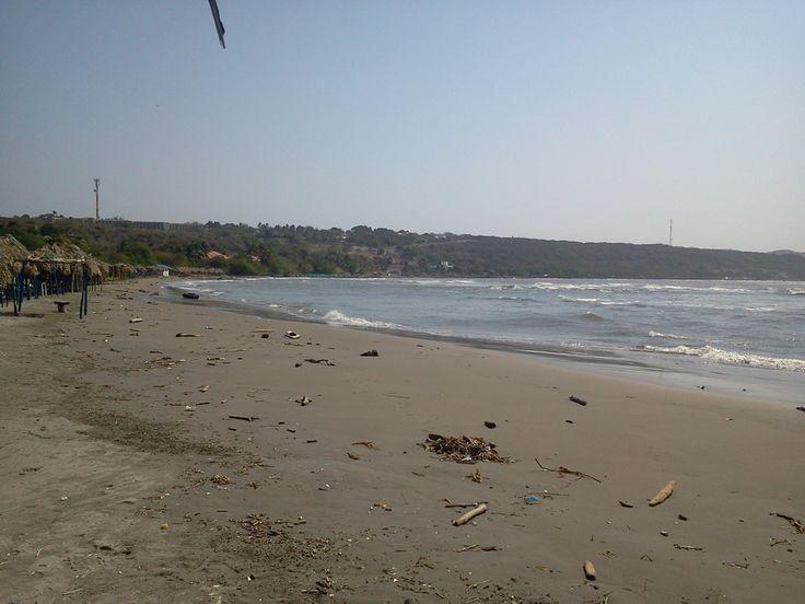 Playa del Country,  cerca a Barranquilla
