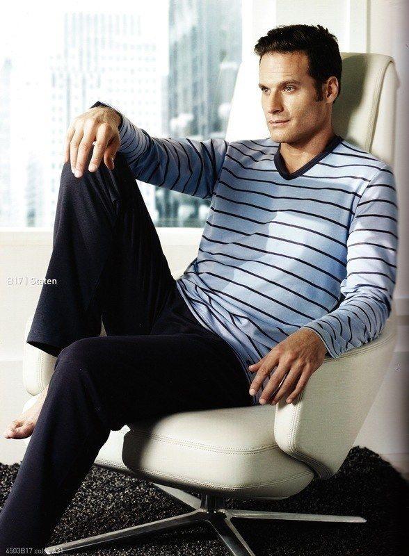 #Pijamas térmico #impetus polar para hombre - ENVÍO 24/48h - Pijama de algodón perchado, gordito y muy suave, pensado especialmente para los más frioleros de casa. #hombre #style #regalos http://www.varelaintimo.com/40-pijamas
