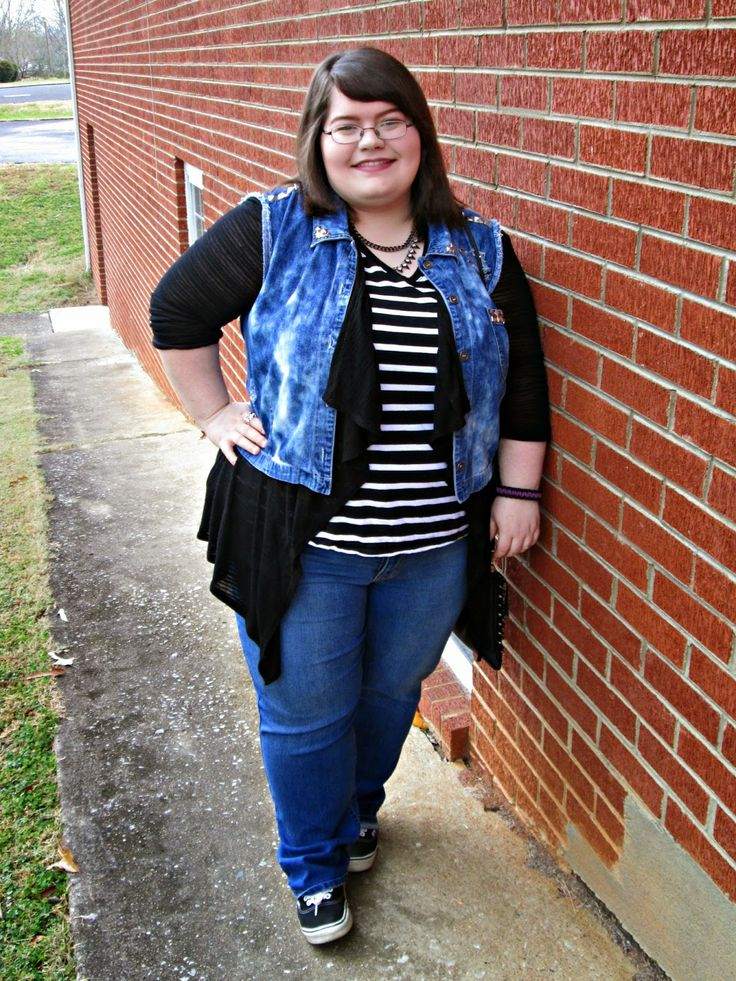 Unique Geek Plus Size OOTD: Happy Thanksgiving! #plussize #plussizefashion  Since today is of course, Thanksgiving, I decided to throw on comfy pieces while still keeping it cute. I am all about comfort. If I don't feel confident and comfortable in what I'm wearing, you best believe I'm going to change into something else.   All these layers are perfect for this Fall weather. I put these layers together with the intention of taking...KEEP READING