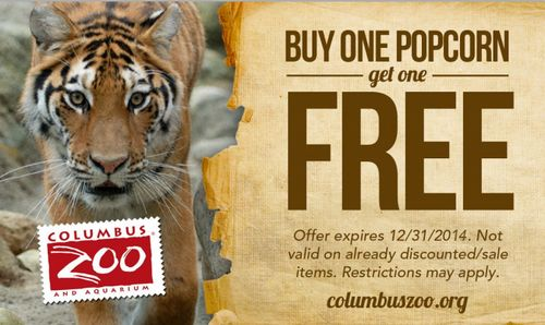 Discount coupons for columbus zoo wildlights