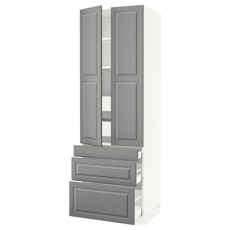 Ikea Kitchen Tall Cabinets: Best 25+ Ikea Kitchen Remodel Ideas On Pinterest
