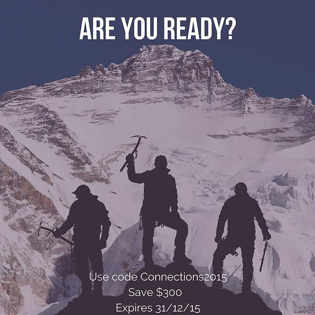 No one will be left behind in #6WeeksToTheSummit. You will have full support and guidance from us every step of the way from #BaseCamp to the #Summit.