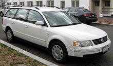 Volkswagen Passat B5 – 1996