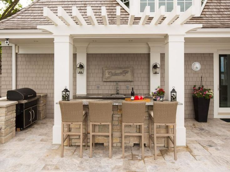20 beautiful outdoor kitchen ideas in 2020 outdoor kitchen design patio design backyard bar on outdoor kitchen yard id=19208