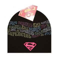 Supergirl Power Beanie Hat $12.99 with free U.S. shipping