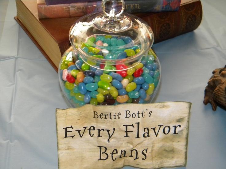 Everlasting Images Jelly Beans Bertie Bott S
