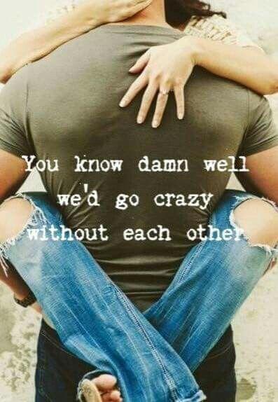 My love ha ha ha well...been there,felt that lolR.A.F.