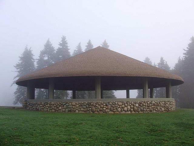Round House- Ella Sharp Park-Jackson, Michigan