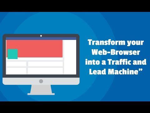 Revolutionary new Browser Extension Transforms your Web Browser into a T...