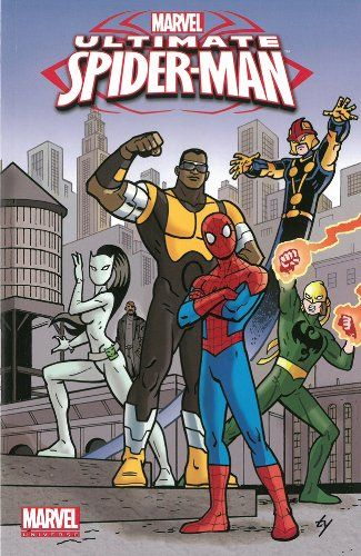 Marvel Universe Ultimate Spider-Man - Volume 3 (Marvel Adventures/Marvel Universe Spider-Man) @ niftywarehouse.com #NiftyWarehouse #Geek #Gifts #Collectibles #Entertainment #Merch