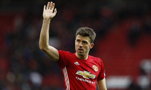 Michael Carrick says Man United likely to be his last club
