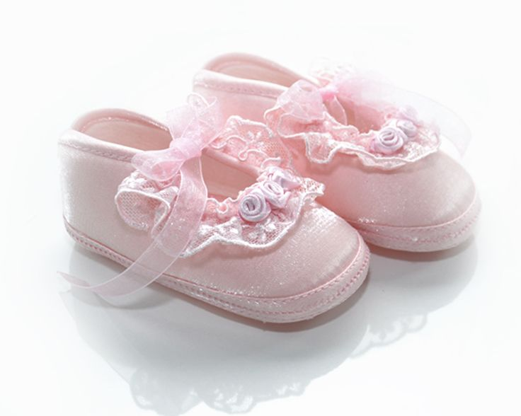 Our baby girl shoes series
