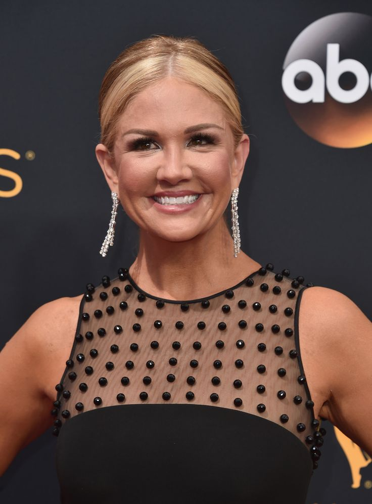 "Entertainment Tonight host Nancy O'Dell, the woman Trump was talking about on the video, said last night that ""there is no room for objectification of women, or anyone for that matter … not even in the locker room."""