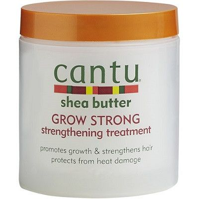 This treatment prevents breakage before it starts by penetrating and moisturizing hair from the roots to the tips. It is made with pure shea butter and essential oils to replace vital oils to your sca