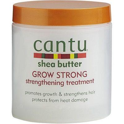 Cantu Shea Butter Grow Strong Hair Strengthening Treatment 6.1 oz