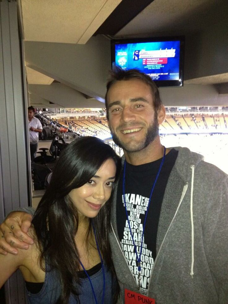 Did CM Punk and AJ Lee Get Married Today? http://dailywrestlingnews.com/?p=73492