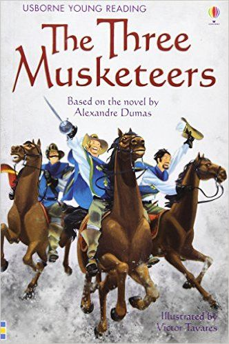 Three Musketeers (Young Reading Series 3)