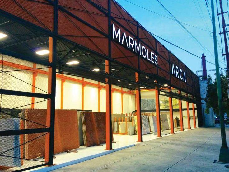 Showroom División del Norte, Mármoles Arca,The best in design, Real Estate