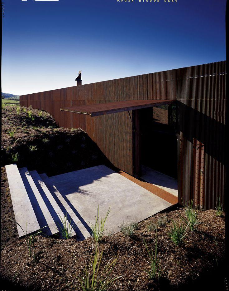 Glenburn House by Sean Godsell