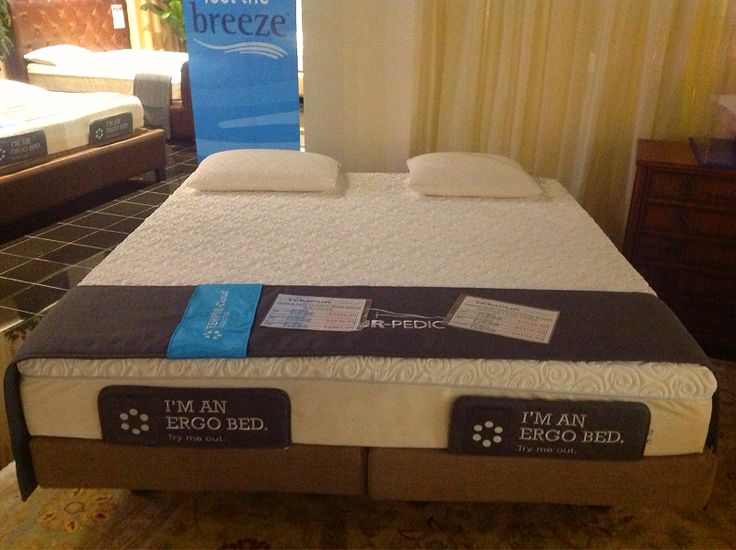 68 best tempur pedic images on pinterest mattresses for State of the art furniture